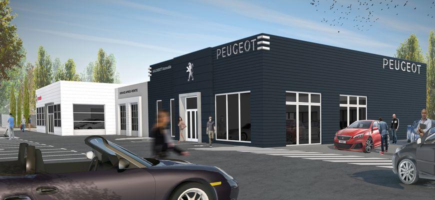 Gualchierotti group concessionnaire des marques peugeot for Garage citroen pertuis